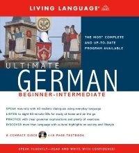 Аудиокнига Ultimate German Beginner-Intermediate (CD/Book)
