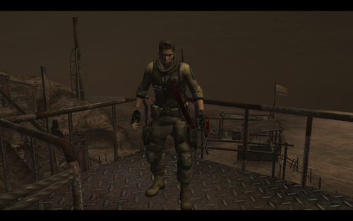 Pierce Nivans from Resident Evil_6 mercenaries 0_130673_294e2041_L