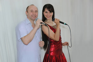 Олия и Александр Елизаров