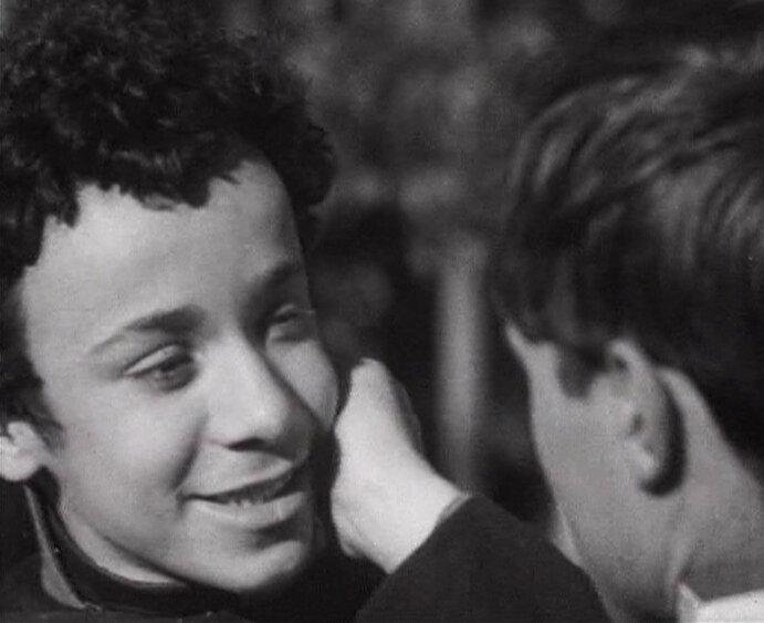 Юность поэта, 1937 год
