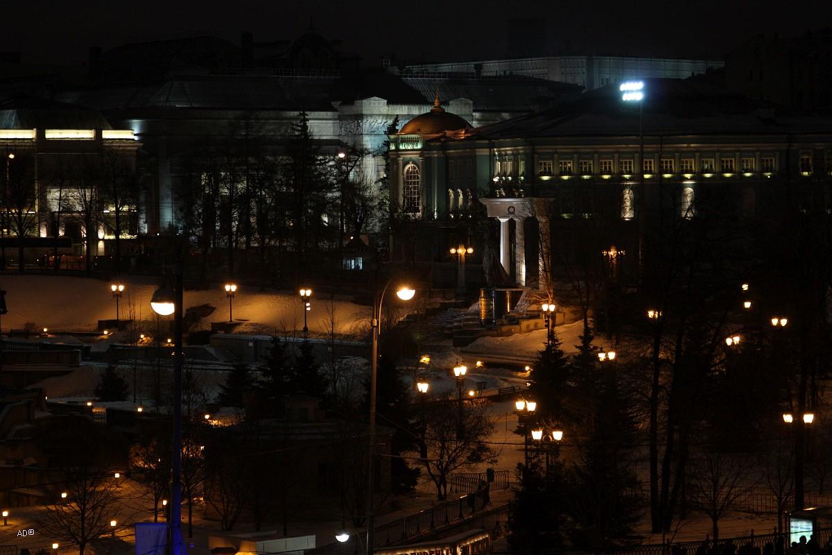 Москва, начало 2013-го