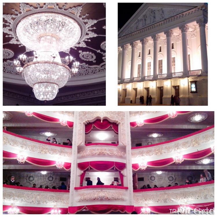театр оперы и балета Казань
