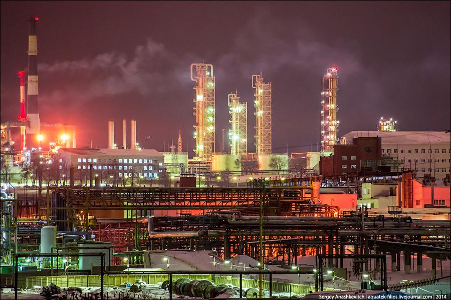 Башкирская нефтянка