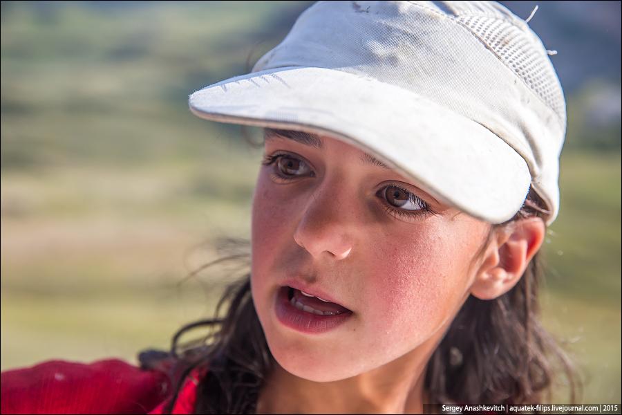 Азербайджан. Дети