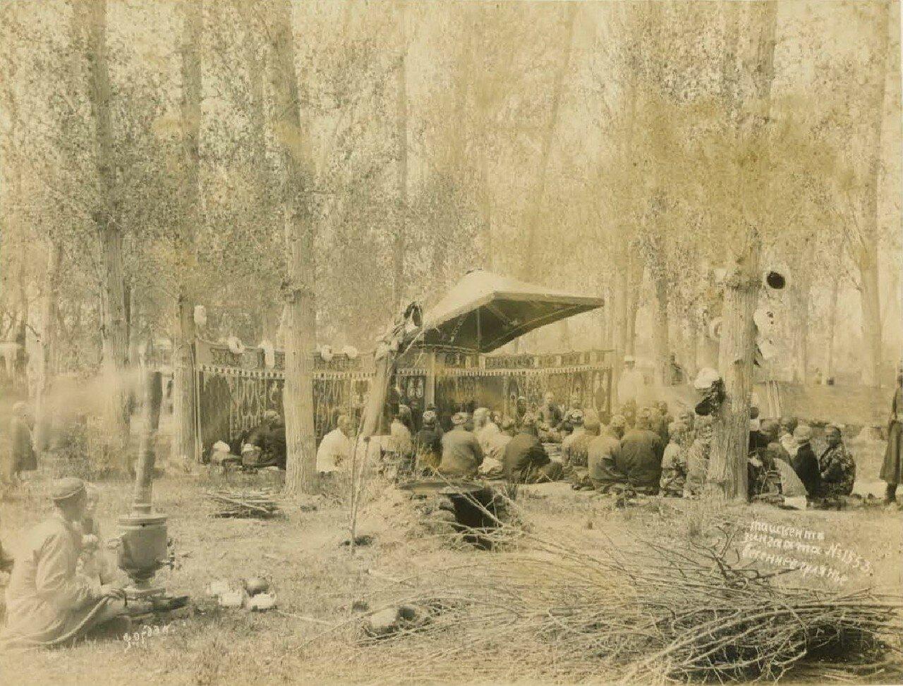 Ташкент. Шахантаур, весенний праздник