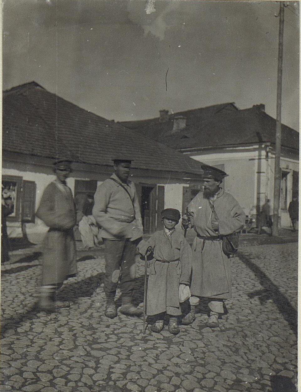 Волынские крестьяне