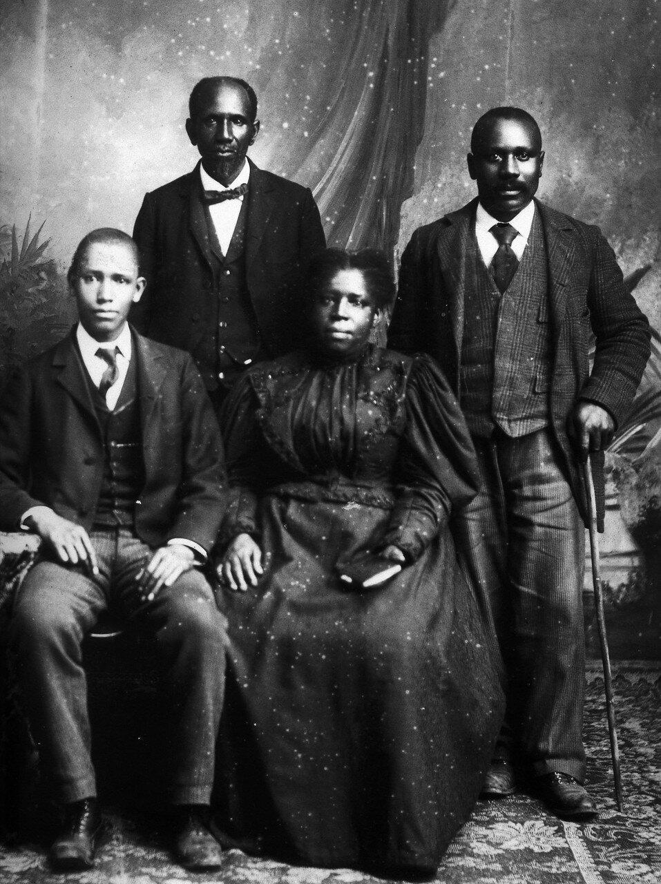 1900. Члены табачного профсоюза