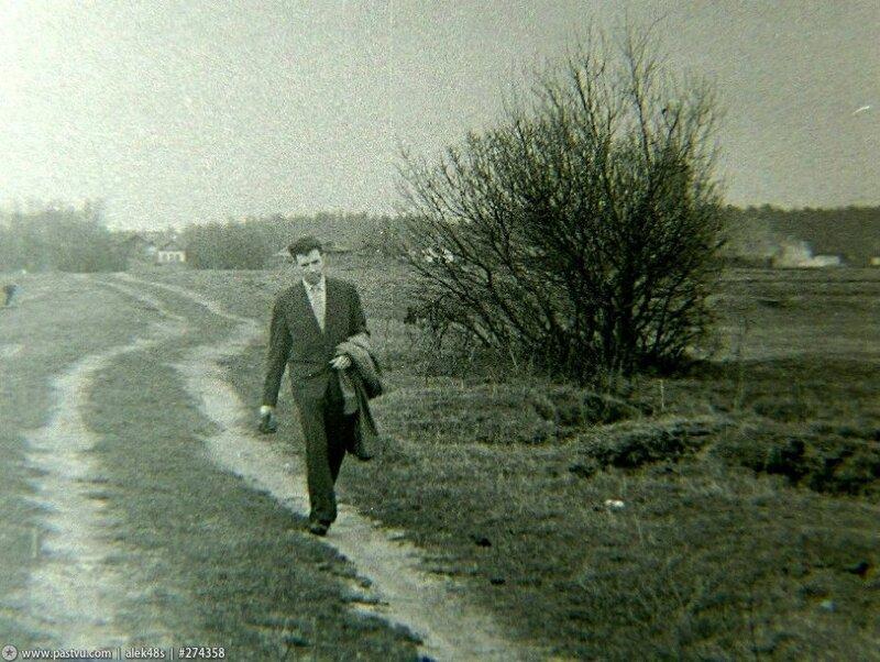 Полевая дорога у д.Терехово 1963.jpg