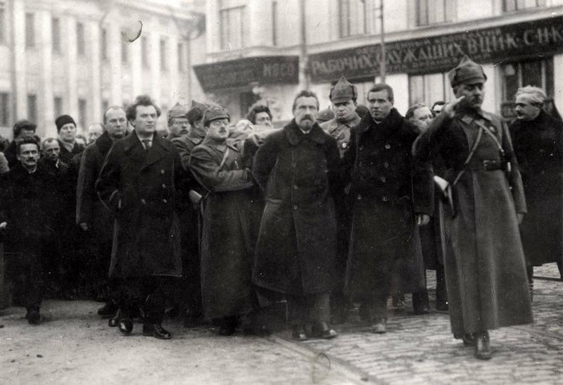 Mikhail Frunze's funeral; Nov. 3, 1925.jpg