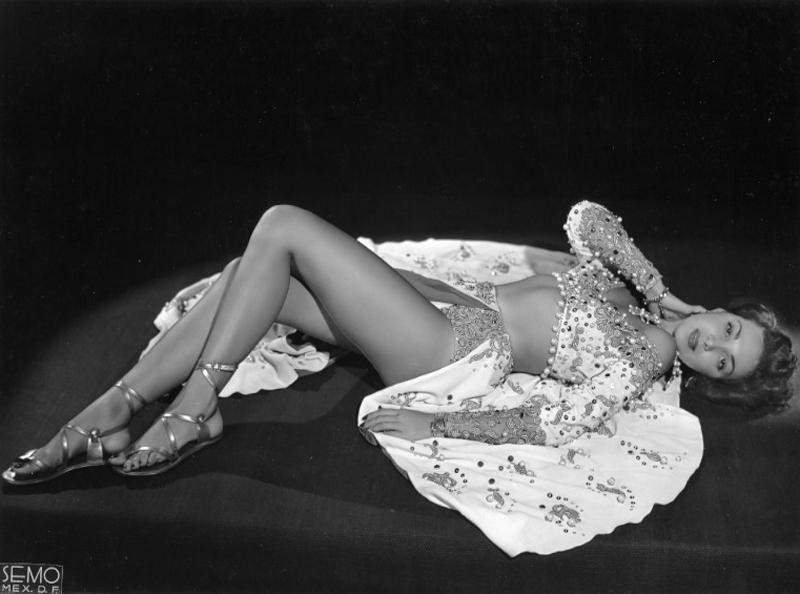 Leonora Amar, Ciudad de México, 1950.jpg