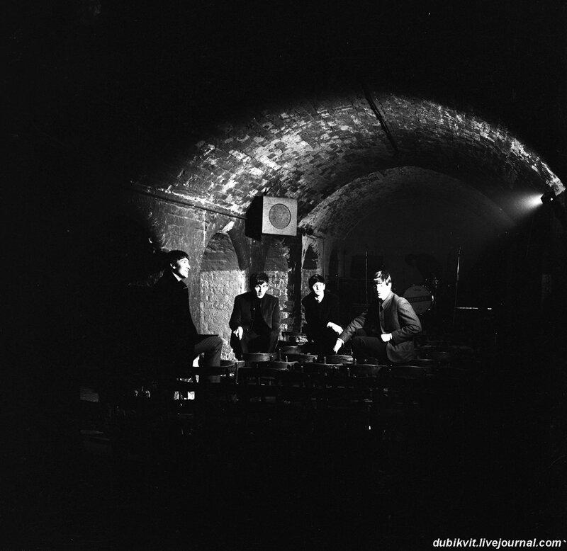 06 The Beatles - передышка в Пещере.jpg