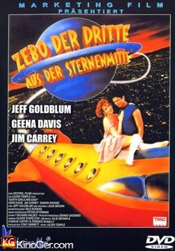 Zebo, der Dritte aus der Sternenmitte (1988)