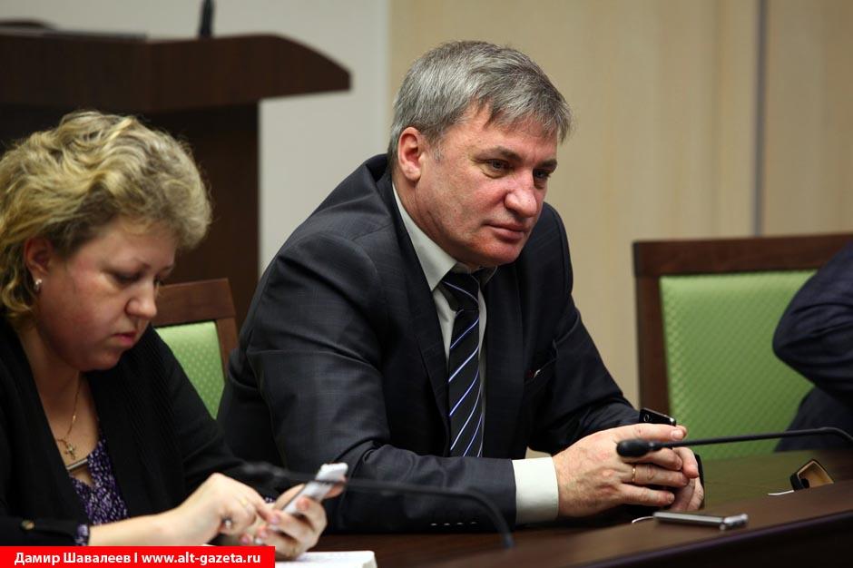 """Донастраивать """"рояль"""" у главы района будет Бочаров"""