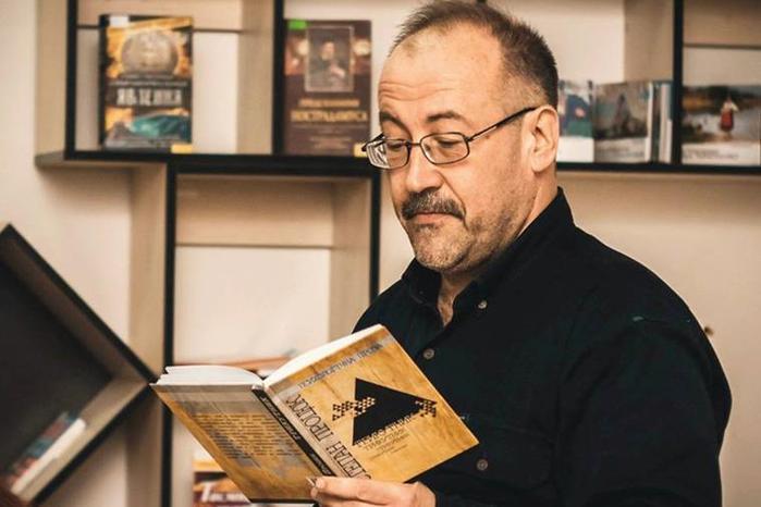 Степан Процюк: «Тяжка робота – працювати українським письменником»