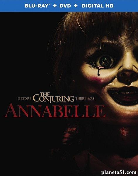 Проклятие Аннабель / Annabelle (2014/BDRip/HDRip)