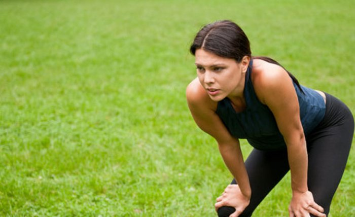 Почему тяжело бегать