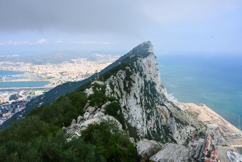 Как попасть на Гибралтар?