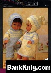 Журнал Spectrum. Вязаная одежда для кукол