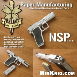 NSP (Paper Manufacturing)