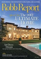 Robb Report №4 (апрель), 2012 / US