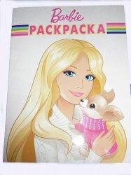 Книга Barbie Раскраска