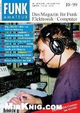 Журнал Funkamateur № 10 1999