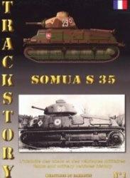 Книга Trackstory No 1: Somua S 35