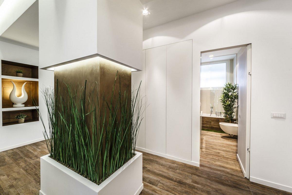 Brain Factory, проекты Brain Factory, дизайн интерьера небольшой квартиры фото, квартира в белом цвете, уютный интерьер фото, примеры оформления квартиры