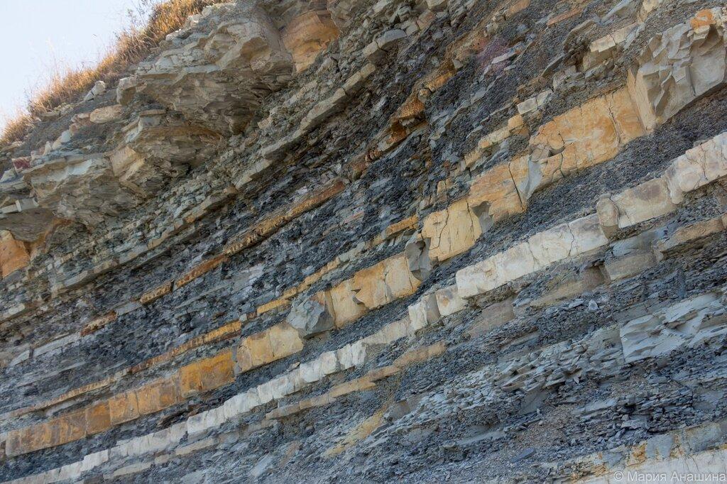 Прибрежная скала, Толстый мыс, Геленджик