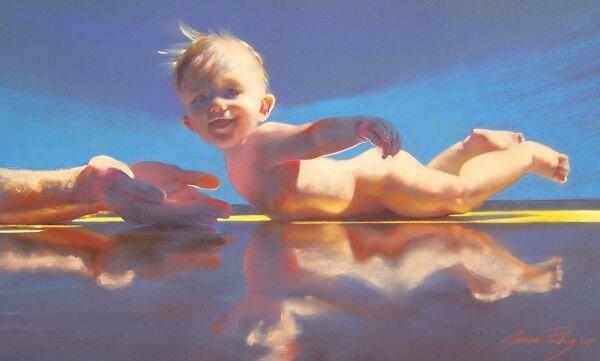 Солнечная художница из Австралии Grace Paleg