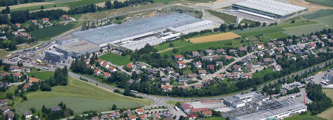 Завод Либхерр в Оксенхаузене
