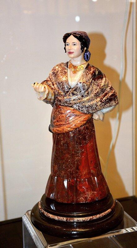 """Сергеев И.В. (II) Скульптура """"Рада"""" 20011 DSC_1353.JPG"""