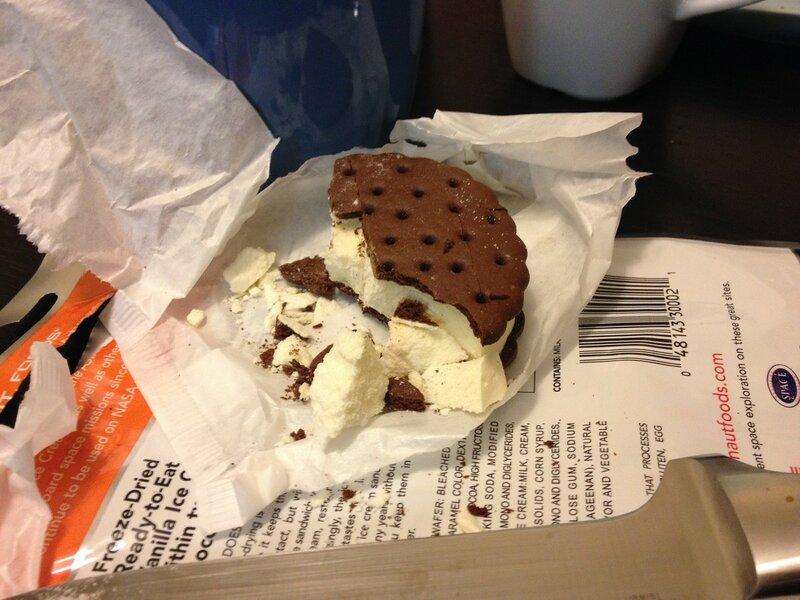 Astronaut Ice Cream Sandwich #4