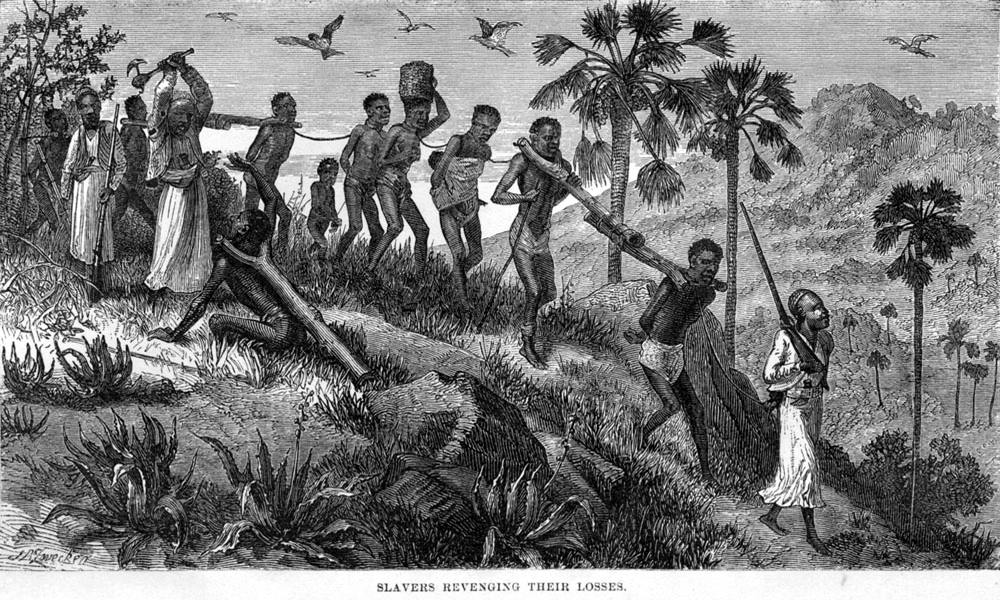 the history of the african and native american slavery Topics: blacks, culture, africans, slavery, racism, us, & africa unions between african men and african-american women don as a matter of history.