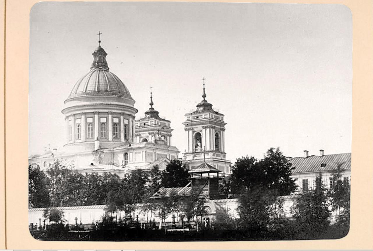 03. Кафедральный собор и некрополь