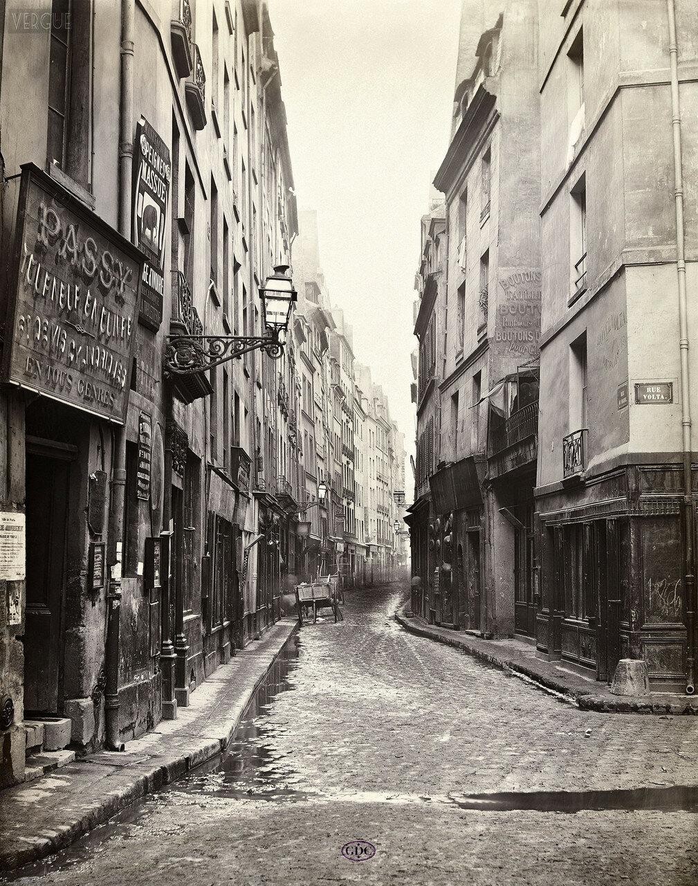 Рю а Мар. 1866