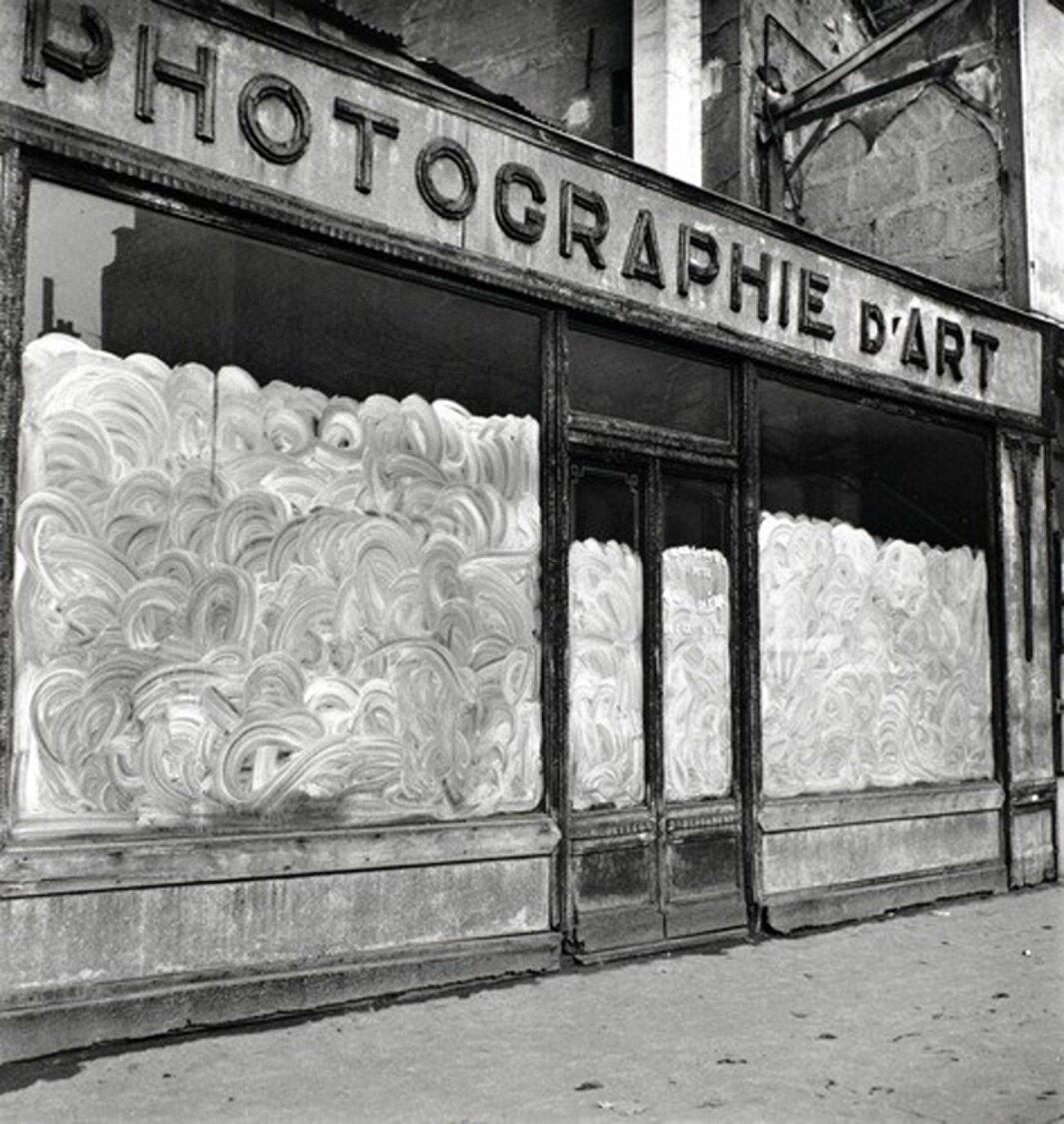 1949. Художественная фотография, Монпарнас