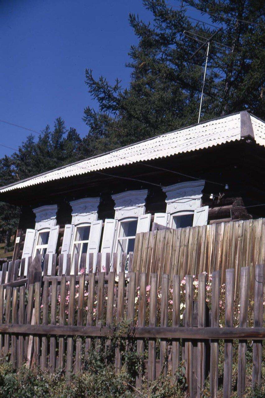 16. Еще один типичный сибирский дом