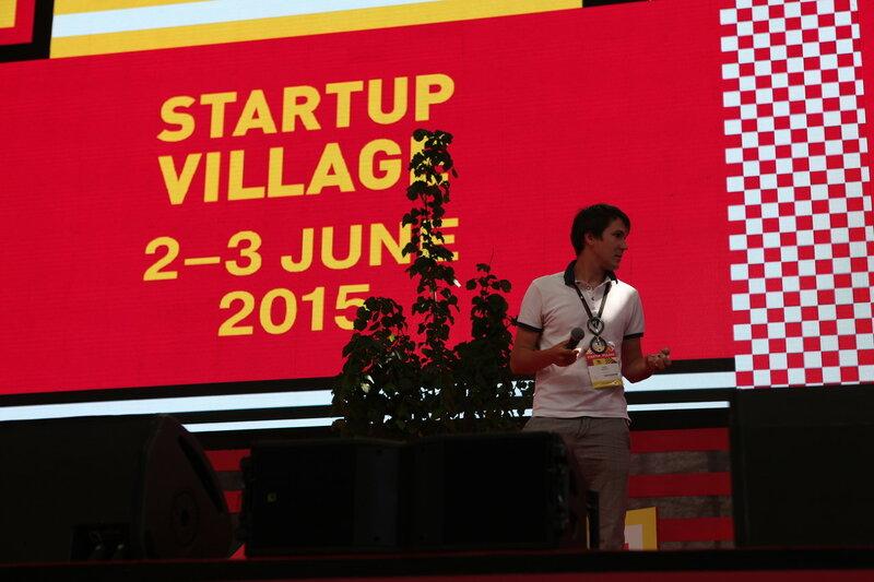 Startup Village-2015