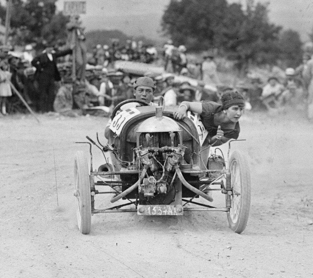 1922, Mont Ventoux. Morgan.jpg