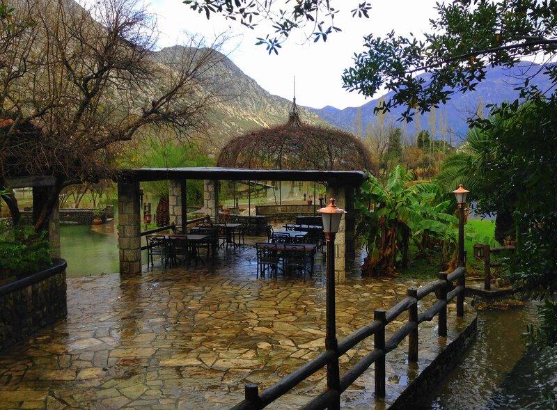 Ресторан Catovica Mlini в Черногории