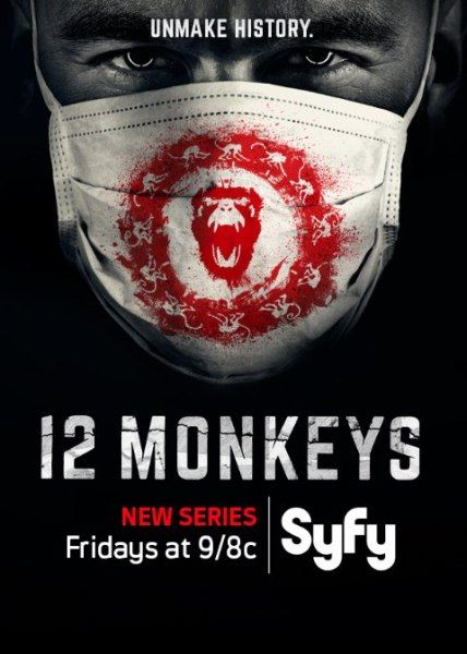 12 ������� / 12 Monkeys (1 �����/2015/WEB-DLRip / WEBDL 720p)