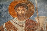Св. Феодор Тирон. Наос. Западный рукав, северная стена. 1388-1389 гг..jpg