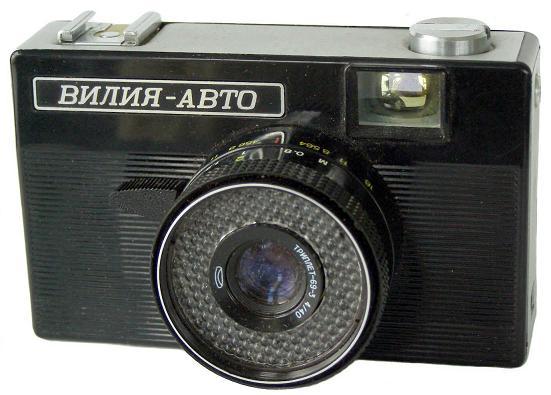 Этюд, ЛОМО, Смена 8М и другие легендарные советские фотоаппараты