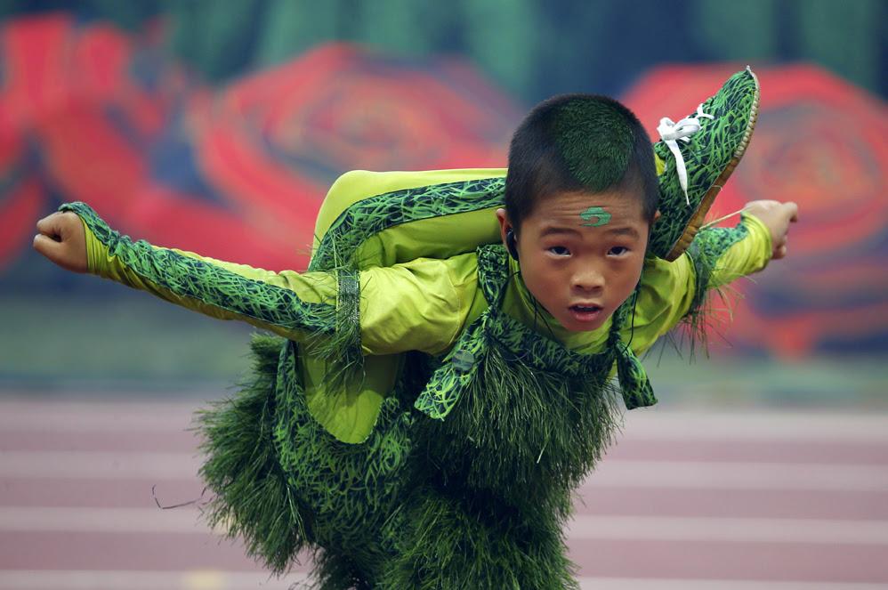 Красивые фотографии открытия XV чемпионата легкой атлетики в Пекине 0 13ff53 967481f7 orig