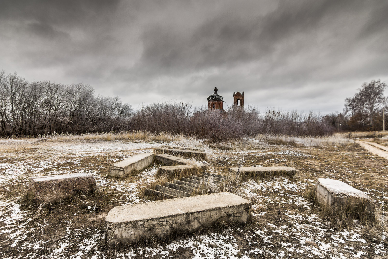 План побега в Суварское городище © Никита Перфильев
