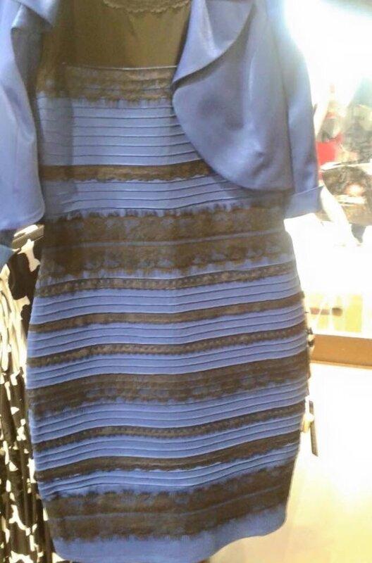 Голубое с чёрным или белое с золотым?