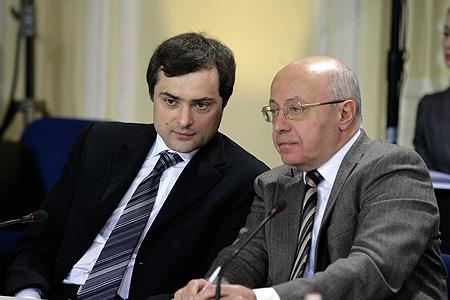 Дудаев и Кургинян