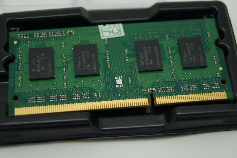 TinyDeal: Планка памяти KINGSTON KVR16LS11/4 4GB DDR3 2Rx8