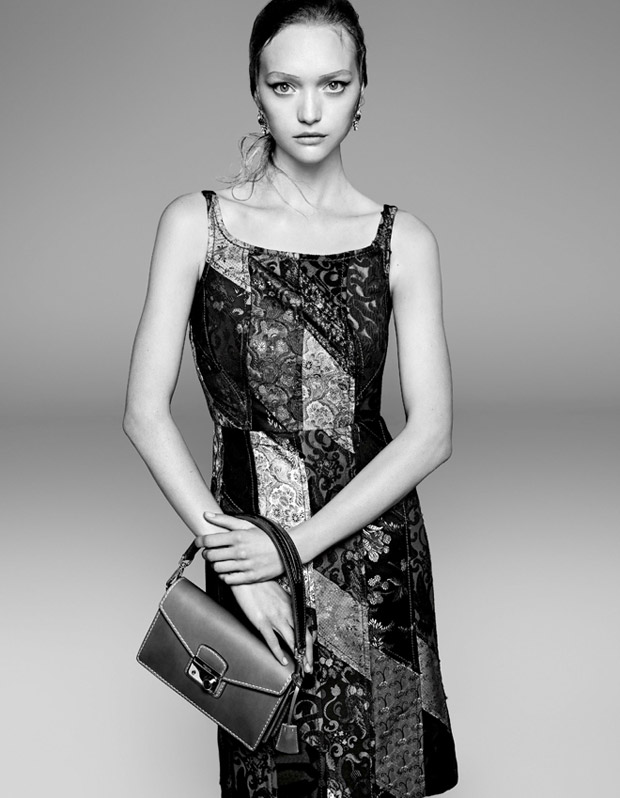 Джемма Уорд (Gemma Ward) в рекламной фотосессии для Prada (2 фото)